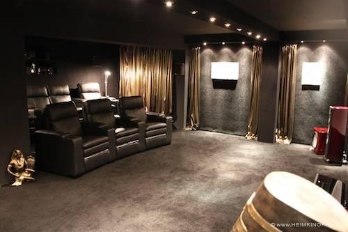 heimkinoraum m nchen. Black Bedroom Furniture Sets. Home Design Ideas